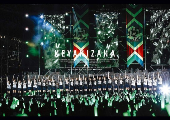 Keyakizaka46] A package of