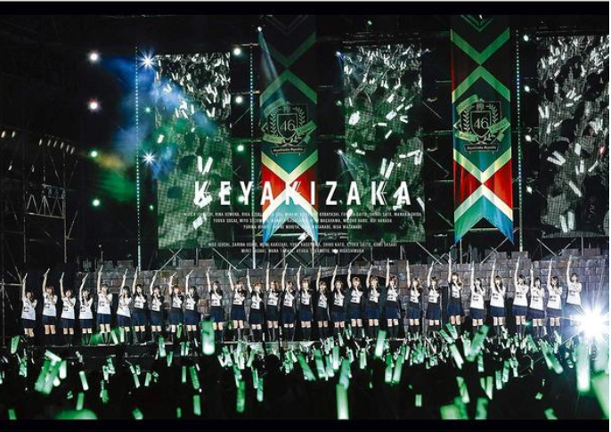 keyakizaka46] This is first-ever feat with 1st video product of
