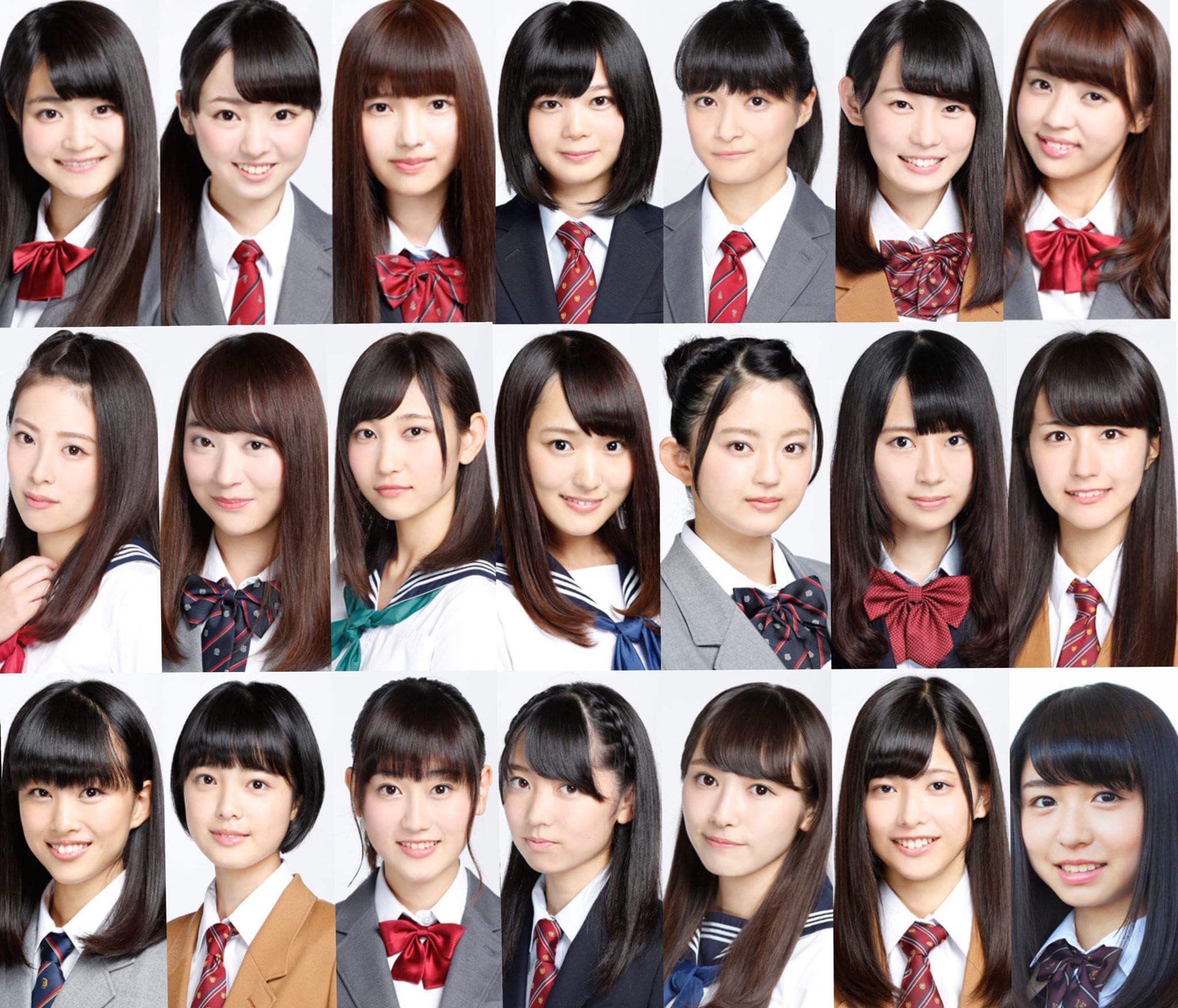 Keyakizaka46] Summary of Keyakizaka46 members 1st photos ...