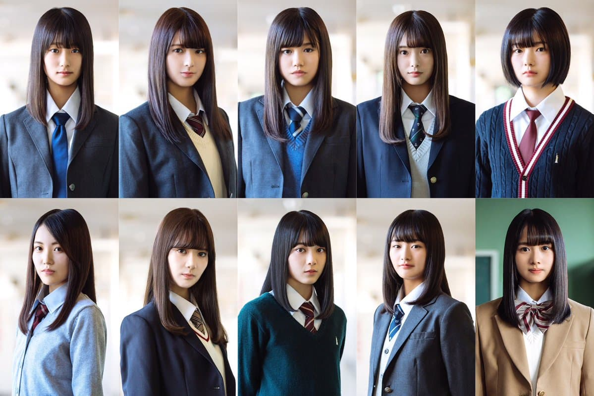 Keyakizaka46] We can know 2nd GEN member's favorite song and